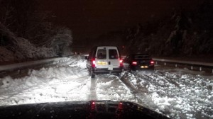 A461 from Sheffield to Chesterfield