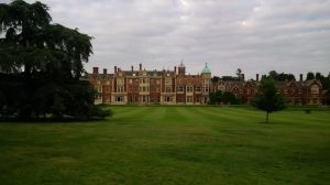 """""""Dear old Sandringham, the place I love better than anywhere in the world."""" (King George V)"""