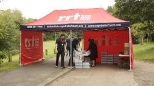 Fully Stocked Water Stations
